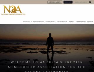 nqa.org screenshot