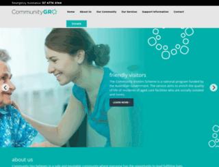 nqcs.org.au screenshot