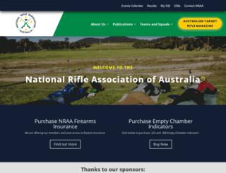 nraa.com.au screenshot