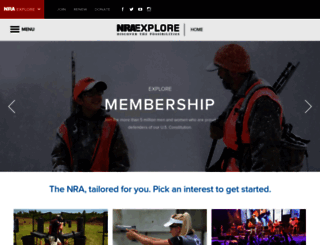 nrahq.org screenshot