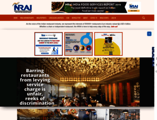 nrai.org screenshot