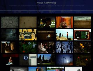 nraskovaloff.free.fr screenshot