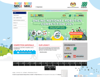 nrc.sasbadi.com screenshot