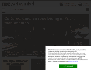 nrclux.nl screenshot