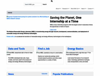nrel.gov screenshot