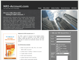 nri-account.com screenshot