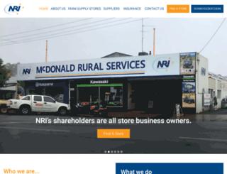 nri.com.au screenshot