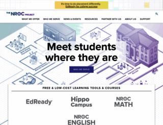 nrocnetwork.org screenshot