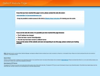 ns1-r6.serversanddomains.com screenshot