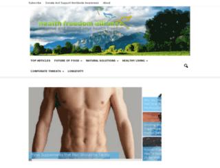 ns1.healthfreedoms.org screenshot