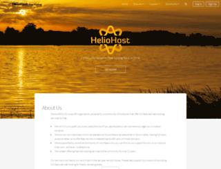 ns1.heliohost.org screenshot