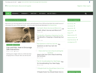 ns2.petpeoplesplace.com screenshot