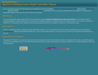 ns205043.ovh.net screenshot
