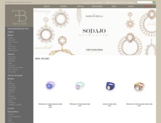 ns60.fashionbella.com screenshot
