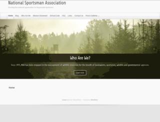 nsa-inc.com screenshot