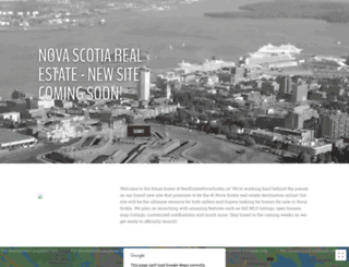 nsar-mls.ca screenshot