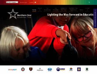 nsat.org.uk screenshot