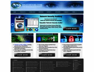 nsauditor.com screenshot