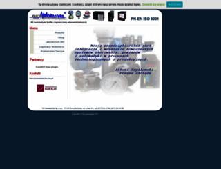 nsautomatyka.com.pl screenshot