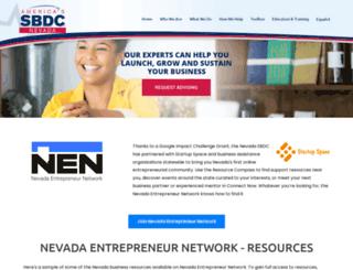 nsbdc.org screenshot