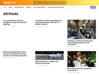 nsbnews.net screenshot