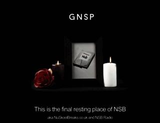 nsbradio.co.uk screenshot