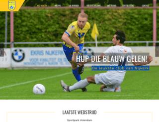 nsc-nijkerk.nl screenshot