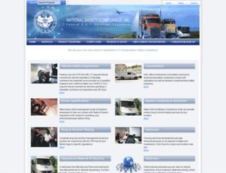 nsc2000.com screenshot