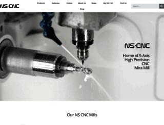 nscnc.com screenshot