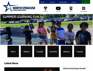nscsd.org screenshot