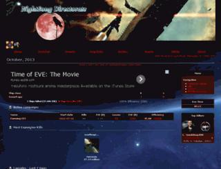 nse.eve-kill.net screenshot