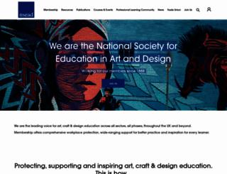 nsead.org screenshot