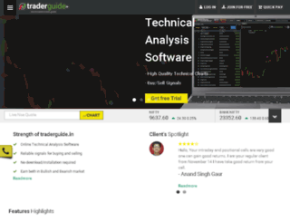 nsedata.com screenshot