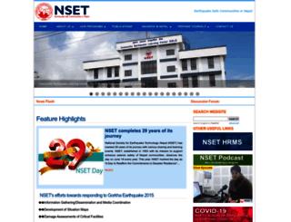 nset.org.np screenshot