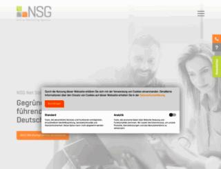 nsg-berlin.de screenshot