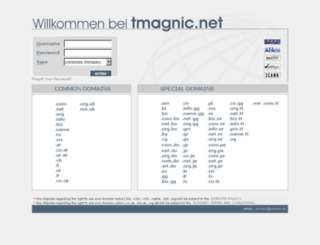 nsi-robo.tmag.de screenshot