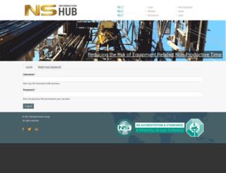 nsinformationhub.com screenshot