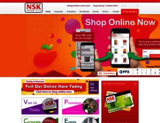 nsktrade.com screenshot
