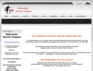 nsle.com screenshot