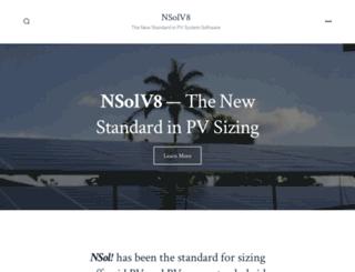 nsolpv.com screenshot