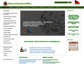 nsomalawi.mw screenshot