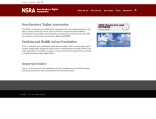 nsra-adnf.ca screenshot