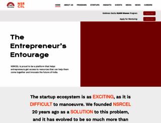 nsrcel.org screenshot