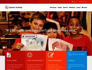 nssacademy.com screenshot