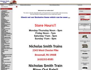 nstrains.com screenshot