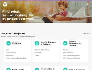 nsukka.olx.com.ng screenshot