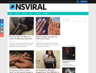 nsviral.com screenshot