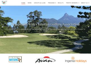 nswvga.com.au screenshot