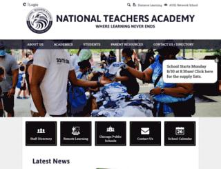 nta.auslchicago.org screenshot