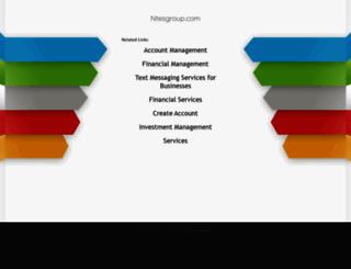 ntesgroup.com screenshot